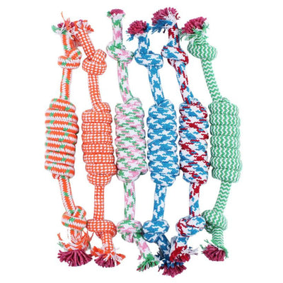 DOG CHEW KNOT ROPE