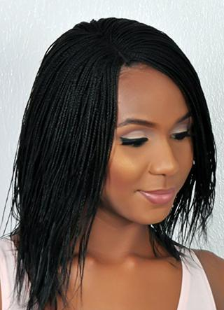 Million Braids Wig 12'' - Elegance24seven