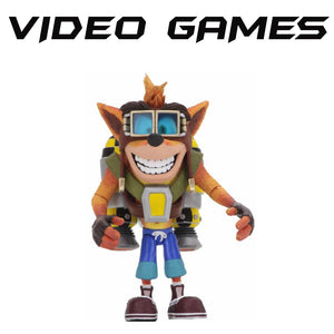 VIDEO GAME TOYS AND COLLECTIBLES