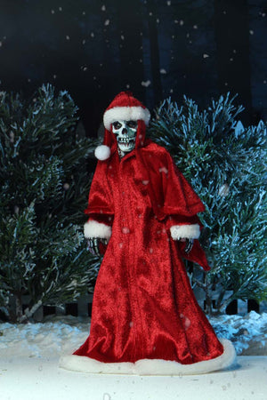 MISFITS HOLIDAY FIEND 8 INCH CLOTHED ACTION FIGURE
