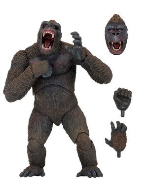 KING KONG 7 INCH SCALE ACTION FIGURE