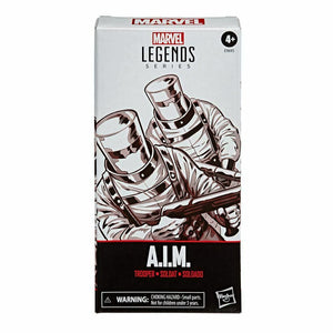 "MARVEL LEGENDS SERIES EXCLUSIVE A.I.M TROOPER 6"" ACTION FIGURE"