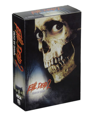 EVIL DEAD 2 DEAD BY DAWN ULTIMATE ASH 7 INCH SCALE ACTION FIGURE