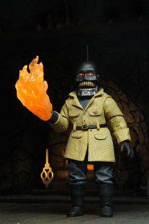"PUPPET MASTER BLADE AND TORCH ULTIMATE ACTION FIGURE ""PRE-ORDER MAY/JUN 2021 APPROX"""