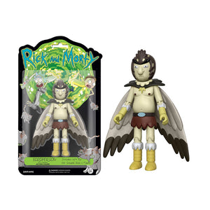 RICK AND MORTY BIRDPERSON ACTION FIGURE
