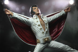 ELVIS PRESLEY LIVE IN '72 7 INCH SCALE FIGURE