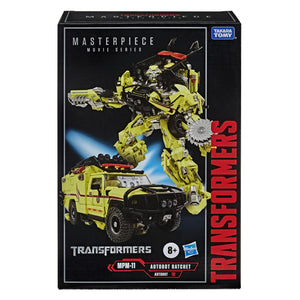 TRANSFORMERS MOVIE MASTERPIECE AUTOBOT RATCHET