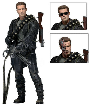 TERMINATOR 2 ULTIMATE TERMINATOR T-800 7 INCH ACTION FIGURE