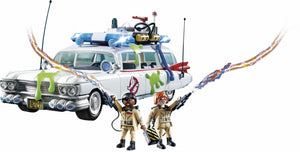 GHOSTBUSTERS PLAYMOBIL ECTO-1