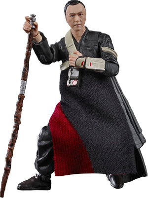 "STAR WARS THE VINTAGE COLLECTION CHIRRUT IMWE 3.75"" ACTION FIGURE"