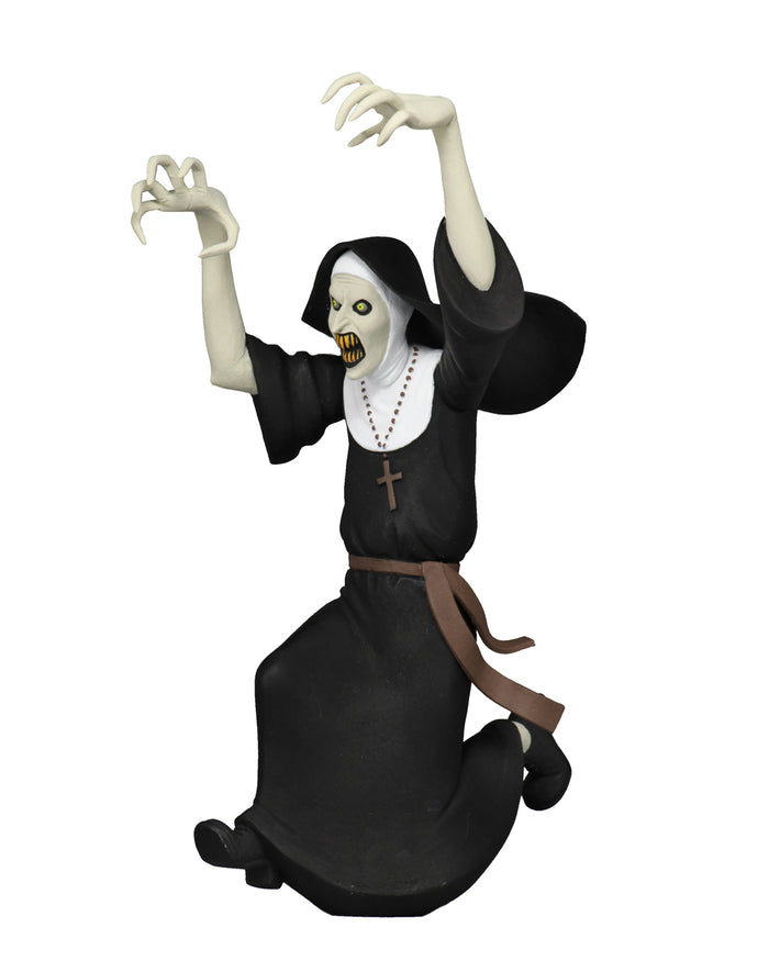 TOONY TERRORS WAVE 3 THE NUN ACTION FIGURE