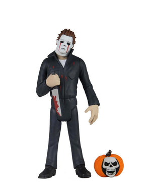 "TOONY TERRORS SERIES 5 MICHEAL MYERS (HALLOWEEN 2) 6"" ACTION FIGURE ""PRE-ORDER FEB/MAR 2021 APPROX"""