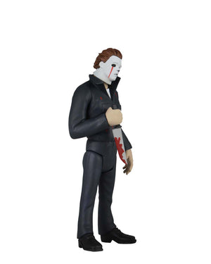 "TOONY TERRORS SERIES 5 MICHEAL MYERS (HALLOWEEN 2) 6"" ACTION FIGURE"