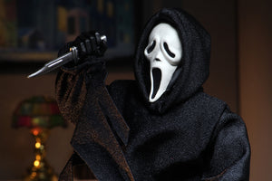 SCREAM GHOSTFACE 8 INCH CLOTHED ACTION FIGURE