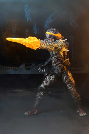 "PREDATOR 2 ULTIMATE GUARDIAN 7 INCH SCALE ULTIMATE ACTION FIGURE ""PRE-ORDER DEC/JAN APPROX"""