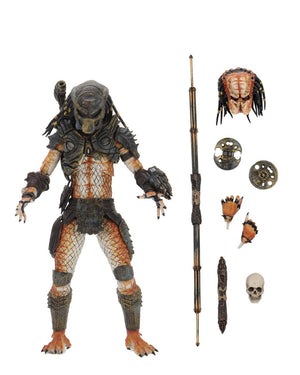 "PREDATOR 2 ULTIMATE STALKER 7 INCH SCALE ULTIMATE ACTION FIGURE ""PRE-ORDER DEC/JAN APPROX"""
