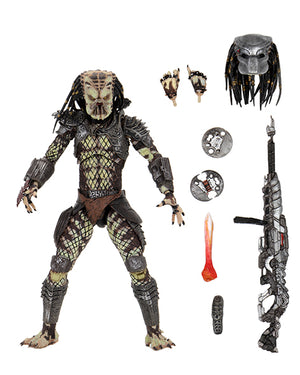 "PREDATOR 2 ULTIMATE SCOUT PREDATOR 7 INCH SCALE ACTION FIGURE ""PRE-ORDER OCT 2020 APPROX"""