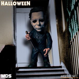 "HALLOWEEN MICHAEL MYERS MDS ROTO ACTION FIGURE ""PRE-ORDER SHIPPING END JAN 21 APPROX"""