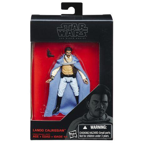 "Star Wars The Black Series Lando Calrissian 3.75"" Action Figure"