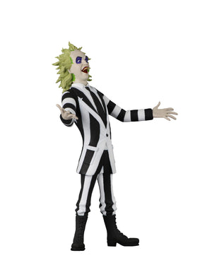 "TOONY TERRORS SERIES 4 BEETLEJUICE 6"" ACTION FIGURE ""PRE-ORDER SEP/OCT 2020 APPROX"""