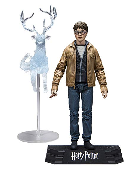 "HARRY POTTER 7"" HARRY POTTER ACTION FIGURE ""PRE ORDER OCT/NOV 2019"""