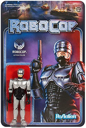 REACTION ROBOCOP 10CM ACTION FIGURE