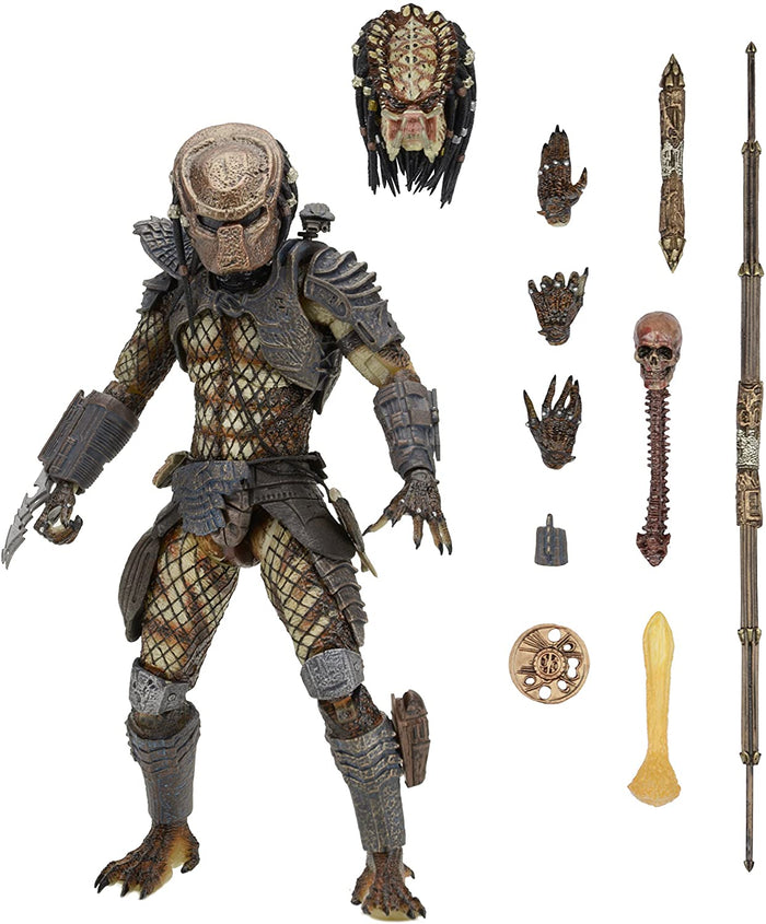 Predator Ultimate City Hunter 18 cm Action Figure