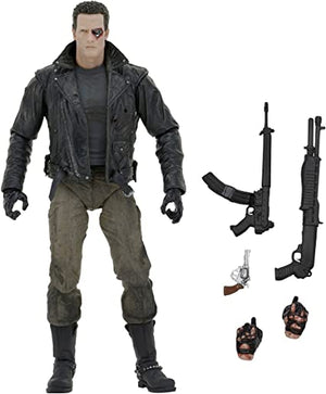TERMINATOR T-800 POLICE STATION ASSAULT ULTIMATE 7 INCH SCALE ACTION FIGURE