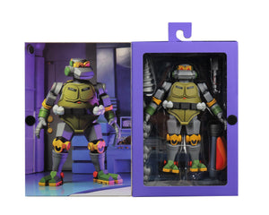 "TEENAGE MUTANT NINJA TURTLES CARTOON METALHEAD ULTIMATE 7 INCH SCALEACTION FIGURE ""PRE-ORDER OCT 2020 APPROX"""