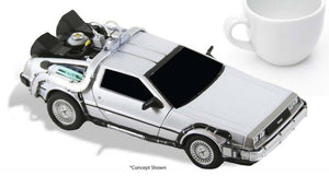 BACK TO THE FUTURE TIME MACHINE 6 INCH DIE CAST VEHICLE