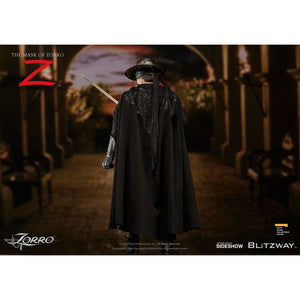 "THE MASK OF ZORRO 1:6 ZORRO FIGURE ""PRE ORDER Q1 2O20"""