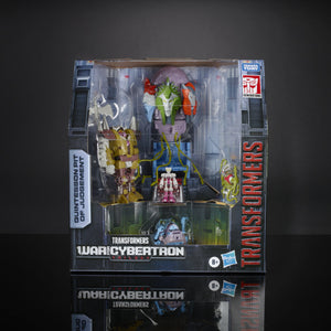 TRANSFORMERS WAR FOR CYBERTRON TRILOGY QUINTESSON PIT OF JUDGEMENT
