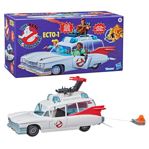 "GHOSTBUSTERS KENNER CLASSICS ECTO-1 ""PRE-ORDER MAY/JUN 2021 APPROX"""