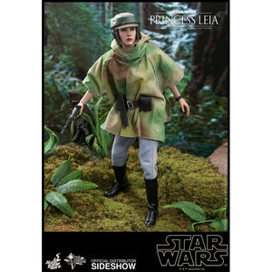 "HOT TOYS STAR WARS RETURN OF THE JEDI 1:6 LEIA ""PRE ORDER Q3 2020"""