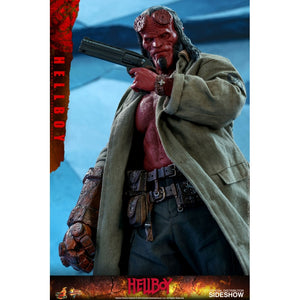 "HOT TOYS 1:6 HELLBOY (2019) FIGURE ""PRE ORDER Q2 2020"""