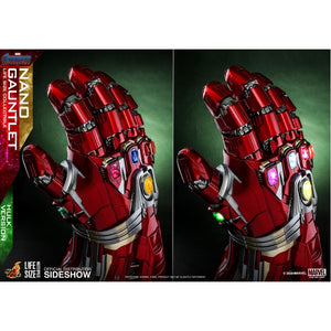 "HOT TOYS MARVEL 1:1 NANO GAUNTLET - HULK VERSION ""PRE ORDER Q1 2021"""