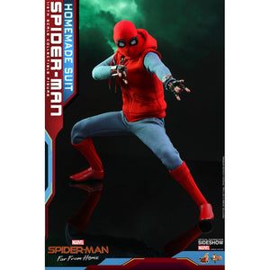 "HOT TOYS 1:6 MARVEL SPIDER-MAN (HOMEMADE SUIT VERSION) ""PRE ORDER Q4 2020"""