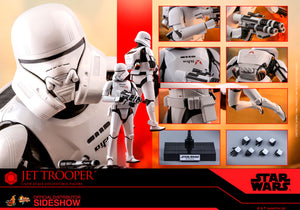 "HOT TOYS STAR WARS 1:6 JET TROOPER ""PRE-ORDER Q4 2020"""
