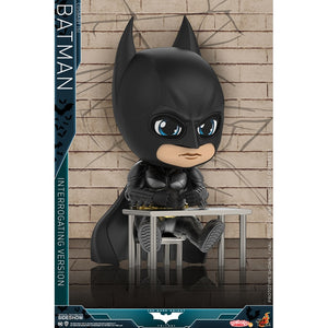 COSBABY BATMAN THE DARK KNIGHT BATMAN (INTERROGATING VERSION)