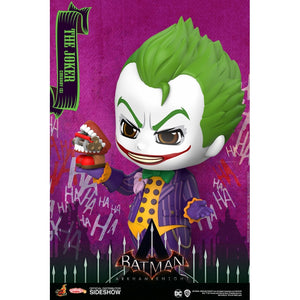 COSBABY ARKHAM KNIGHT THE JOKER