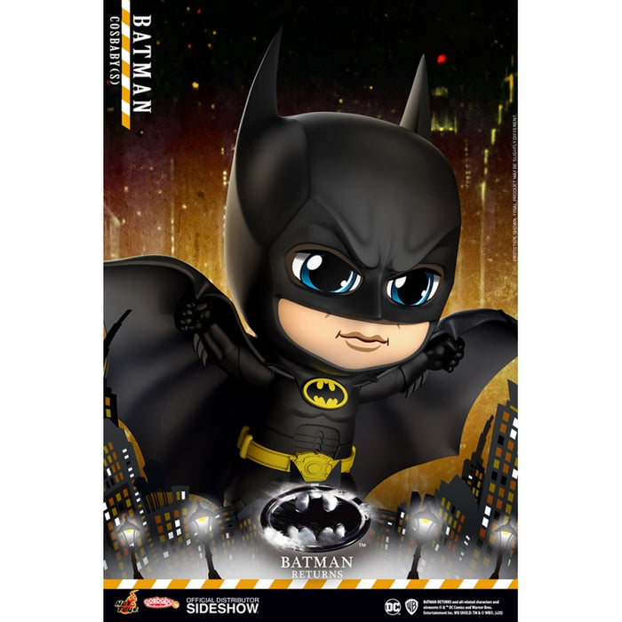 "COSBABY DC BATMAN RETURNS BATMAN WITH CAPE ""PRE-ORDER Q3 2020"""