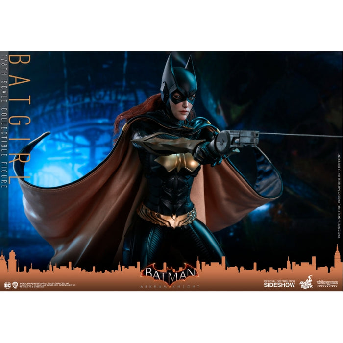 "HOT TOYS BATMAN ARKHAM KNIGHT 1:6 BATGIRL ""PRE-ORDER Q4 2021 APPROX"""