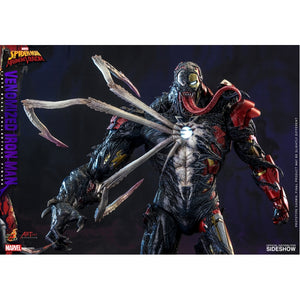 "HOT TOYS MARVEL VENOMIZED IRON MAN ""PRE-ORDER Q2 2022 APPROX"""
