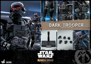 "HOT TOYS STAR WARS THE MANDALORIAN 1:6 DARK TROOPER ""PRE-ORDER Q2 2022 APPROX"""