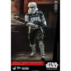 "HOT TOYS STAR WARS ROGUE ONE 1:6 ASSAULT TANK COMMANDER ""PRE-ORDER Q2 2022 APPROX"""