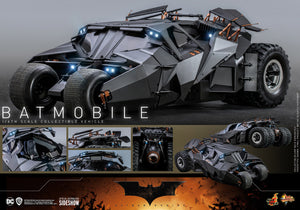 "HOT TOYS BATMAN 1:6 TUMBLER BATMOBILE - THE DARK KNIGHT TRILOGY ""PRE-ORDER Q4 2022 APPROX"""