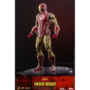 "HOT TOYS MARVEL 1:6 IRON MAN - THE ORIGINS COLLECTION ""PRE-ORDER Q3 2022 APPROX"""