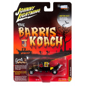 THE MUNSTERS 1:64 BARRIS KOACH
