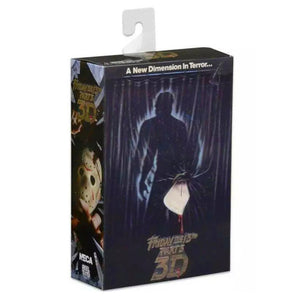 FRIDAY THE 13TH PART 3 JASON VOORHEES ULTIMATE ACTION FIGURE