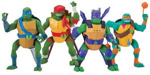 "TEENAGE MUTANT NINJA TURTLES SET 5.5"" ACTION FIGURE SET OF 4"